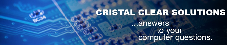Cristal Clear Solutions